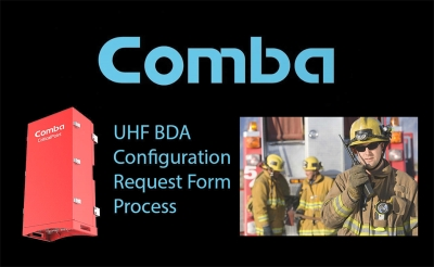 Comba UHF Online Form Tutorial